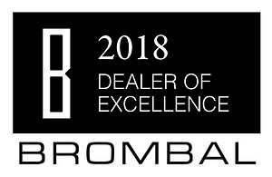 Veranda View was awarded Brombal's 2018 Dealer of Excellence award.